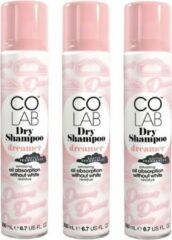 Colab Dreamer Dry Shampoo 200 Ml - 3 pak