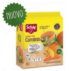 Schar Carrotinis Tortine senza glutine alla carota 4x50g