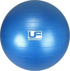 Uf Equipment Fitnessbal Swiss Ball 65 Cm Pvc Blauw