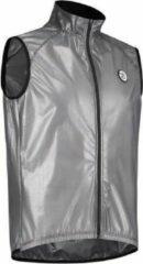 Transparante Cadomotus Waterdicht regenvest | wind vest voor buitensport zoals hardlopen en wielrennen - 56|2XL CLOSE OUT SALE 45% OFF