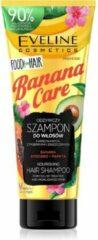 Eveline Cosmetics EVELINE Food For Hair odżywczy szampon do włosów farbowanych i z pasemkami Banan 250ml