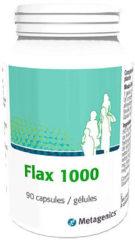 Flax 1000 (lijnzaadolie) van Metagenics : 90 capsules