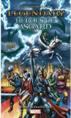 Upperdeck Legendary: A Marvel Deck Building Game Heroes of Asgard