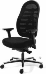 Albeka Bureaustoel CPOD - Zwart - Enorm Uitgebreid - 15 Jaar Garantie - Bureaustoel Voor Volwassenen - In Hoogte Verstelbaar