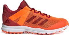 Adidas Zone Dox 1.9S Hockeyschoenen - Outdoor schoenen - oranje - 47 1/3