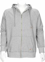 T'RIFFIC STORM Hooded Sweater Grijs melange - Maat 4XL