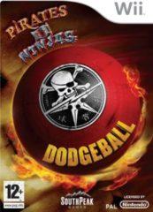 Gamecock Media Group Pirates vs Ninja Dodgeball