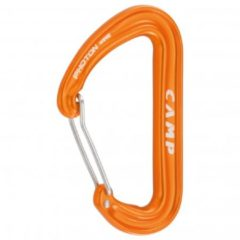 Camp - Photon Wire - Snapkarabiner oranje/beige