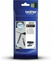 Brother LC-3237BK inktcartridge Origineel Zwart 1 stuk(s)