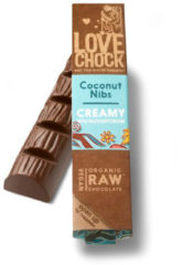 Lovechock Coconut Nibs Creamy Hazelnut