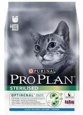 Pro Plan Kat Sterilised Adult 1+ - Rijk aan Zalm - Kattenvoer - 3 kg