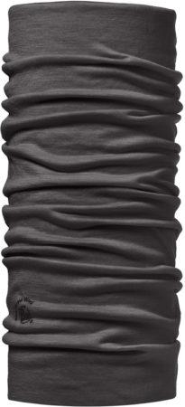 Afbeelding van Grijze Multifunctioneel sjaaltje, BUFF, Scheerwol Buff®, als halsdoekje of hoofddoek