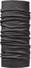 Grijze Multifunctioneel sjaaltje, BUFF, Scheerwol Buff®, als halsdoekje of hoofddoek