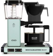 Technivorm Filterkoffiemachine KBG Select, Pastel groen - Moccamaster