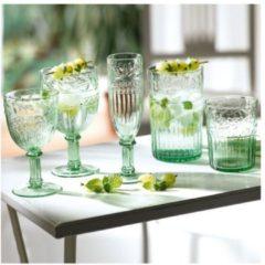 Sektglas-Set, 6-teilig Sekt Grün