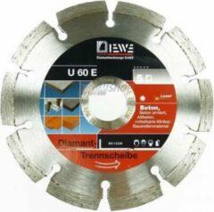Diewe 125mm Diamond Blade U 60 E
