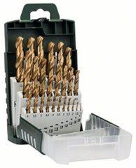 Skil Bosch Metallbohrer-Set HSS-TiN 1-13 mm, 25 Stück 2609255136