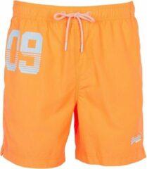 Oranje Superdry Heren Waterpolo Swim Short - Maat S