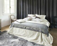 Creme witte Primaviera Deluxe Hotel Linnen - Dekbedovertrekset - Lits-Jumeaux - 240x200/220 + 2 kussenslopen 60x70 - Creme