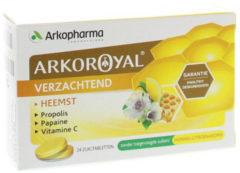 Arko Royal Royal keel pastilles 24 Stuks