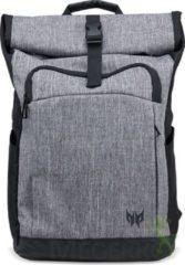 "Grijze Acer Predator PBG820 - Gaming Rolltop Jr. Backpack - 15.6"""