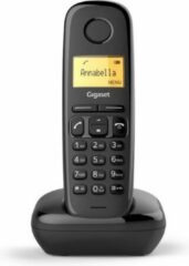 Zwarte Siemens Gigaset huistelefoon A170