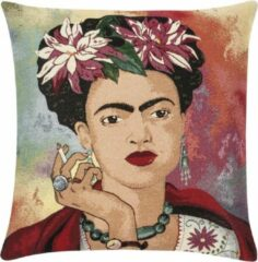 Pad sierkussenhoes Legend Frida - 45x45 cm