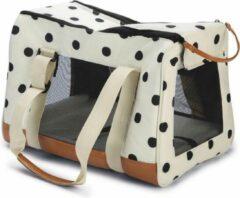 Beeztees Prue - Reistas Hond - Beige - 40x20x29 cm