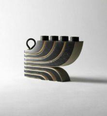 Design House Stockholm Nordic Light 4 kandelaar zwart