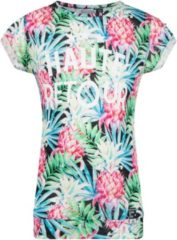 Retour Jeans Meisjes T-shirt - Fuchsia - Maat 158/164