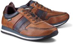 Sneaker Palermo von Pikolinos in braun für Herren. Gr. 41,42,43,44,45,46