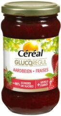 Cereal Jam Aardbeien 320 gr