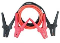 Zwarte Kabeldirect Startkabels voor benzinemotoren - 3 meter