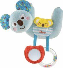Chicco Rammelaar Koala Junior 20 X 22 Cm Polyester Lichtblauw