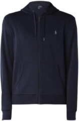 Blauwe Kleding Sweatshirt Zippé ML Classic Pony by Polo Ralph Lauren