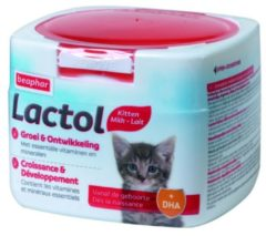 Beaphar Lactol Kitty Milk - Melkvervanging - 250 g - Kattenvoer