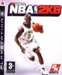 Take Two NBA 2K8