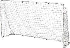 Grijze Sportec Minidoel Voetbal 213 X 152 X 91 Cm