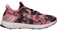 Adidas Fitnessschuhe BA9438 Sportschuhe Frauen Pink