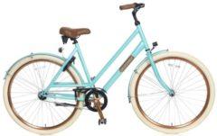 Popal 28 ZOLL CITY FAHRRAD MONTEBELLA 2843 Speedbike Damen blau