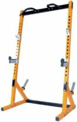 Zwarte Half Rack Powertec WB-HR - Yellow