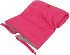 Roze Kaiser kinderwagendeken Star Pink