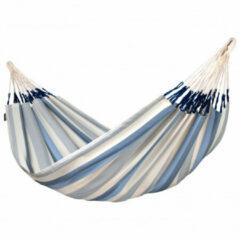 Tweepersoons Klassieke Hangmat Outdoor Brisa Sea Salt - LA SIESTA (BRH16-13) BRH16-13