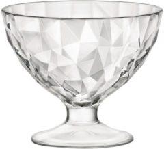 Transparante Bormioli Rocco Bormioli Diamond Ijscoupe - 36 Cl - Set-6