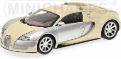 Beige Bugatti Veyron L'Edition Centenaire 2009