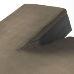 Suite sheets Split Topper Jersey Hoeslaken Taupe 160 x 200/220
