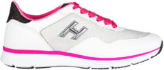 Bianchi Hogan Scarpe sneakers donna in pelle h254