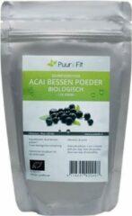 Puur en Fit Puur&Fit Acai Bessen Poeder Biologisch - 125 gram