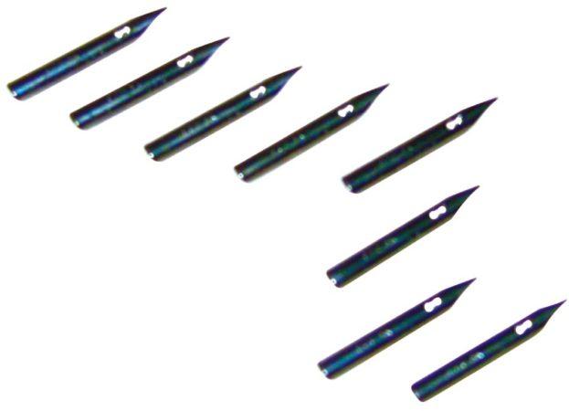 Afbeelding van Conte Conté tekenpenhouder Atome vervangpen, doos van 12 stuks