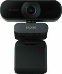 """Rapoo """"XW180"""" Full HD webcam, Zwart"""